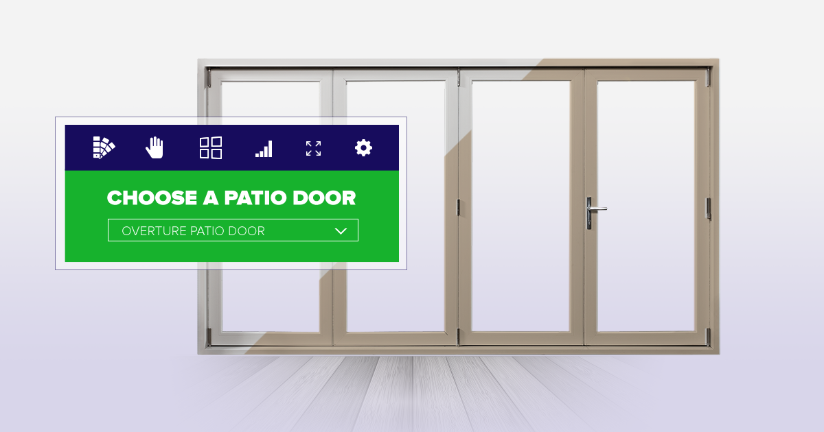 The Performer Patio Door Energi Fenestration Solutions